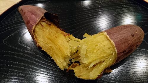 日光熟成甘熟焼き芋